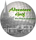 Logo Adventure-Golf - Fun für Jedermann